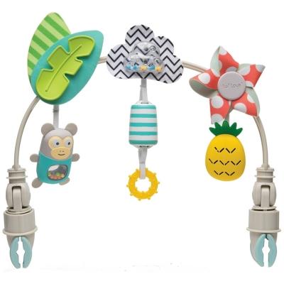 taf toys五感開發系列-熱帶交響樂拱門