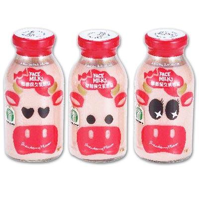 台農乳品 草莓保久乳飲品x1箱(24瓶/箱;200ml/瓶)