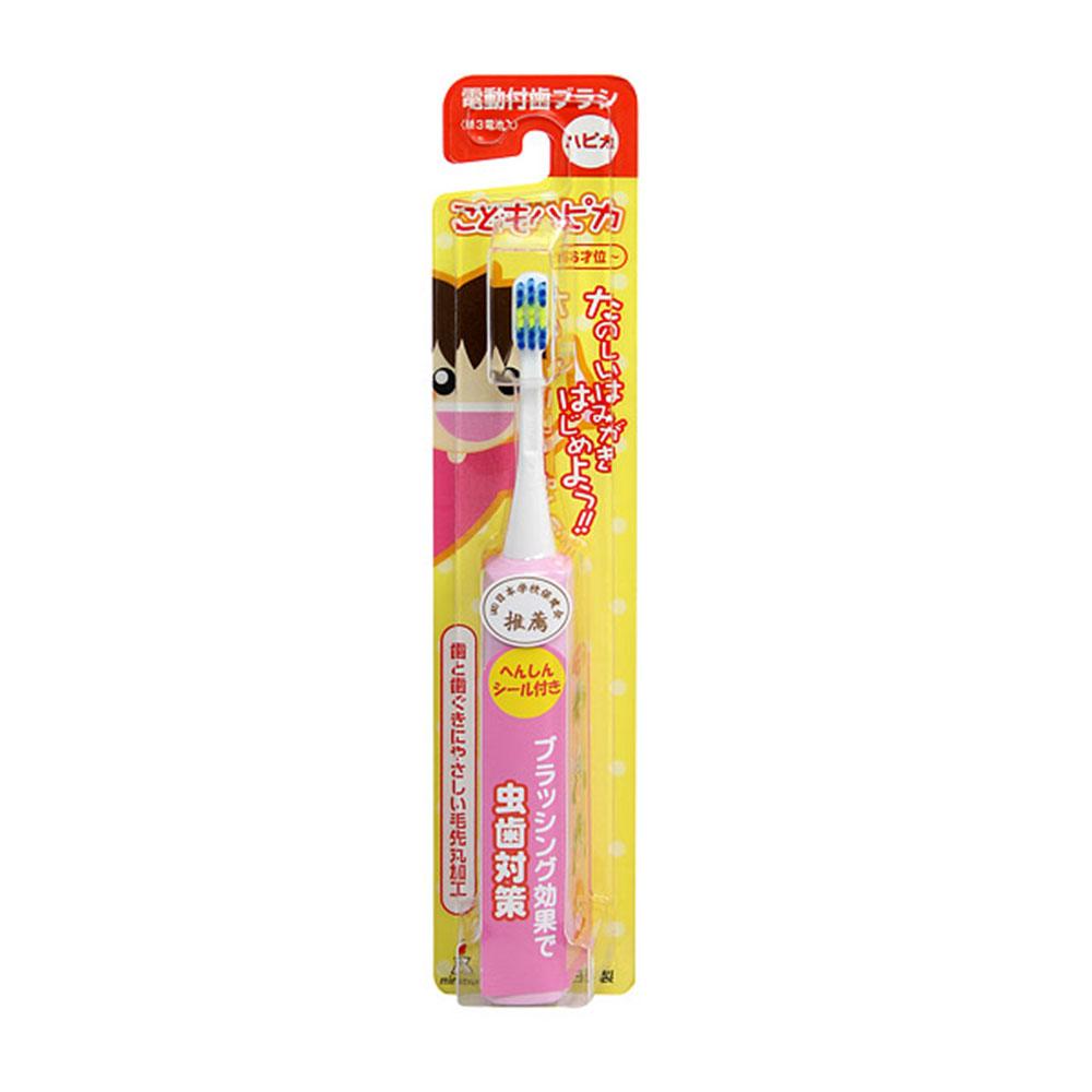 日本 AKACHAN 阿卡將 負離子電動牙刷(3~6歲 / 共2色)