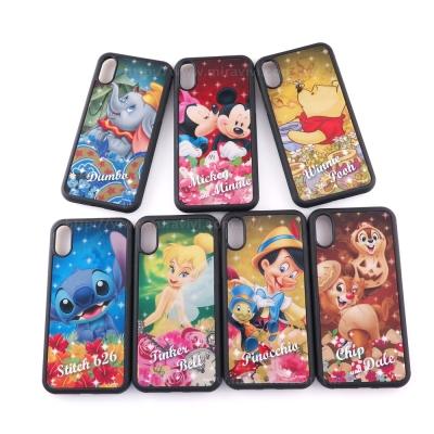 Disney迪士尼iPhone X防手滑保護殼_星光經典