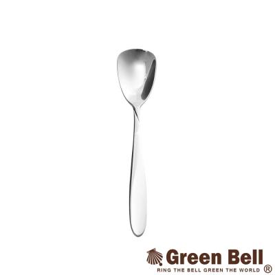 GREEN BELL綠貝 304不鏽鋼餐具布丁匙