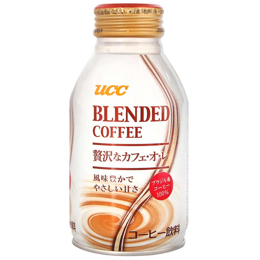 UCC Creamy咖啡飲料(260g)