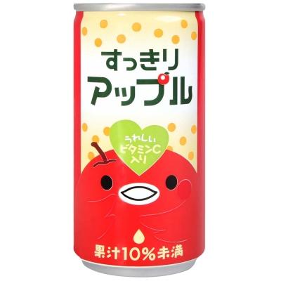 富永 神戶居留地-蘋果風味飲料(185g)