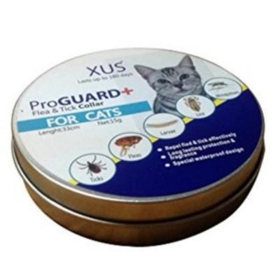 香港XUS 貓用180天長效功能型 薄荷香茅精油驅蚤項圈