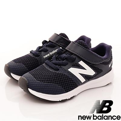 NewBalance-KXPRE針織慢跑款-MFI藍(寶寶段)