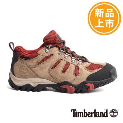 Timberland-男款淺駝色輕便透氣運動鞋