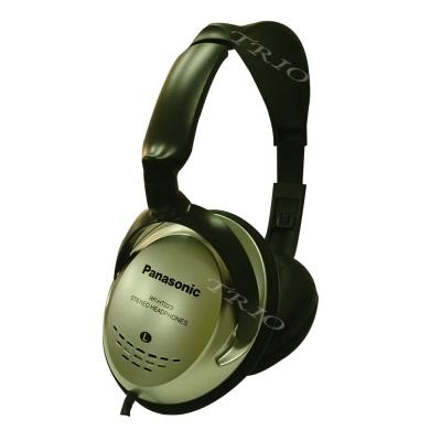 Panasonic 數位立體聲全罩式耳機(RP-HT223)