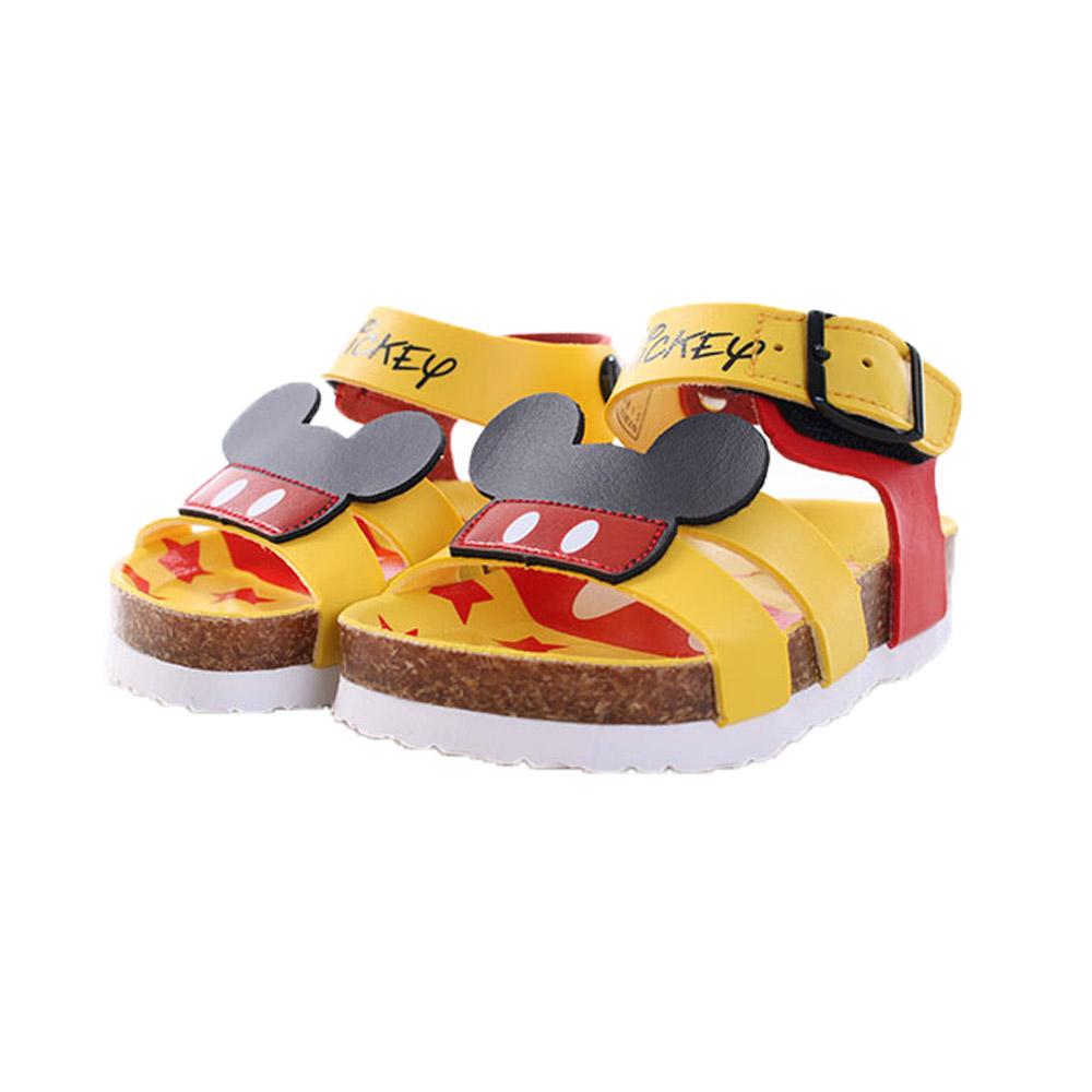 兒童台灣製米奇寶寶涼鞋 sh9649