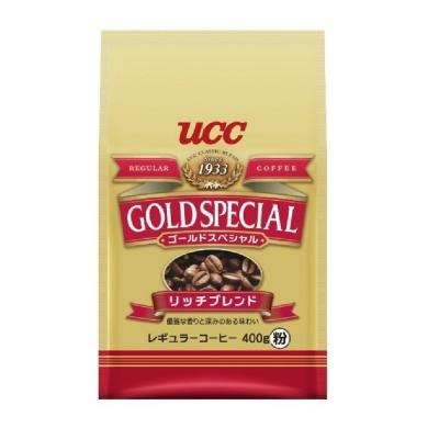 UCC 金質香醇研磨咖啡粉(400g)