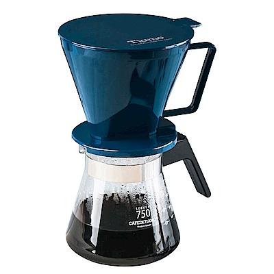 Tiamo Smart2 Coffee咖啡濾器禮盒組750cc-三色
