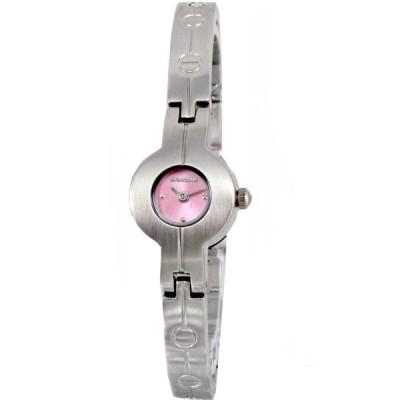 MORGAN新穎摩登個性時尚女錶-粉紅17mm