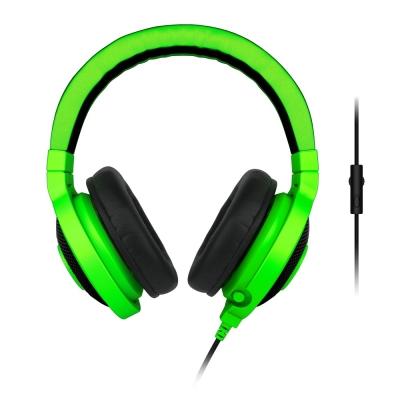 Razer雷蛇-Kraken-Pro-2015-北海巨妖電競耳機專業版-綠