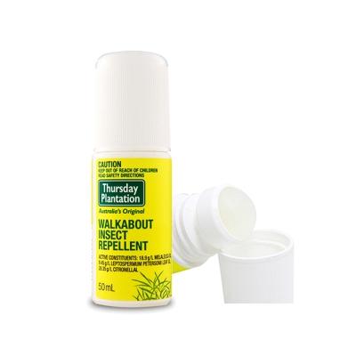 澳洲星期四農莊-茶樹油驅蚊防蟲液(滾珠50ml/入)