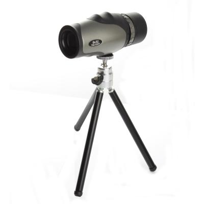 香檳金單筒望遠鏡6x30附贈腳架-6-30