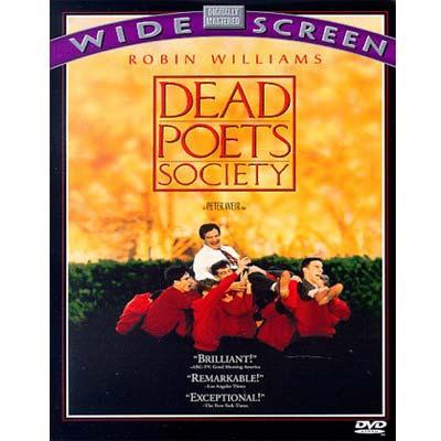 春風化雨 Dead Poets Society  DVD