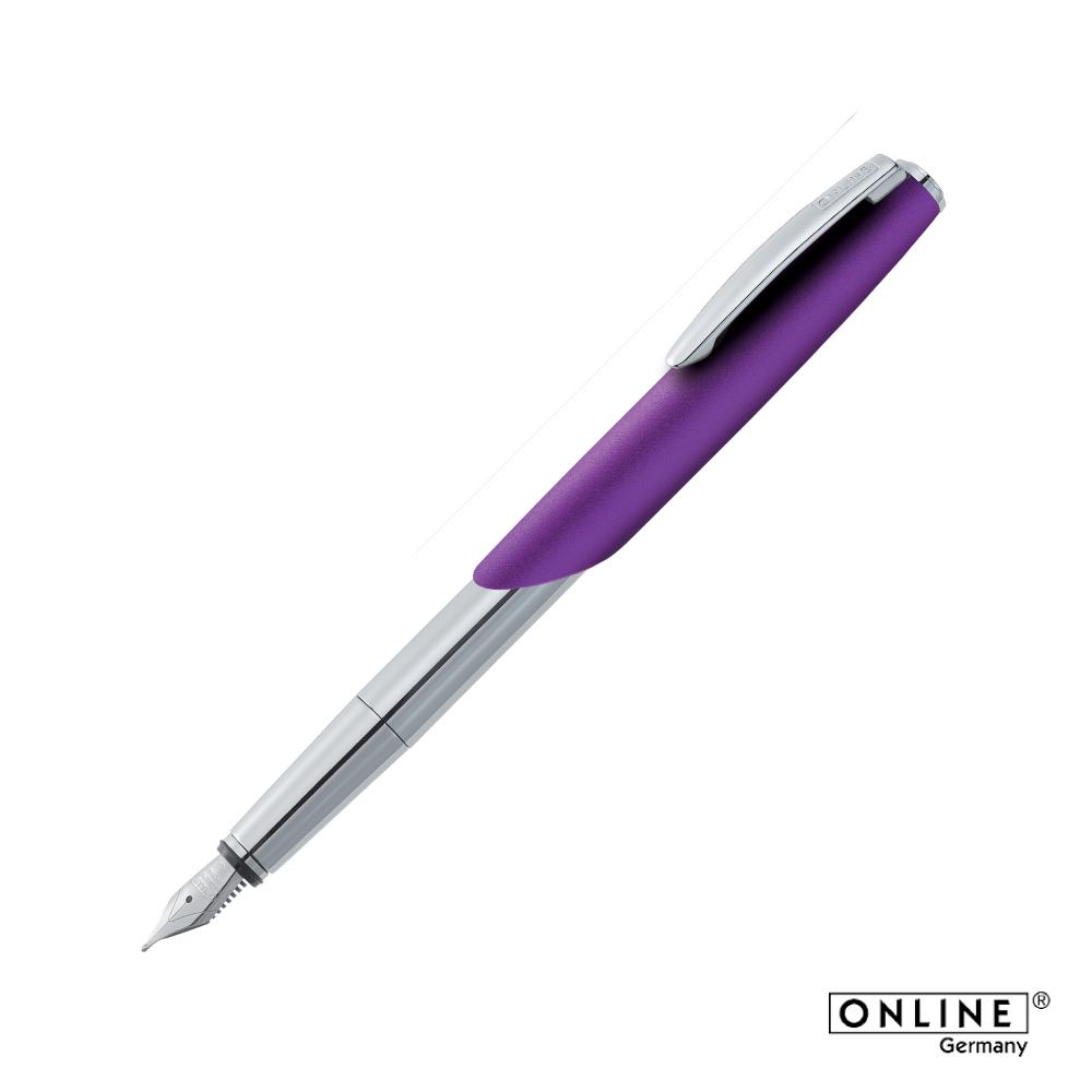 德國ONLINE - ICONE 意象觸控鋼筆 紫