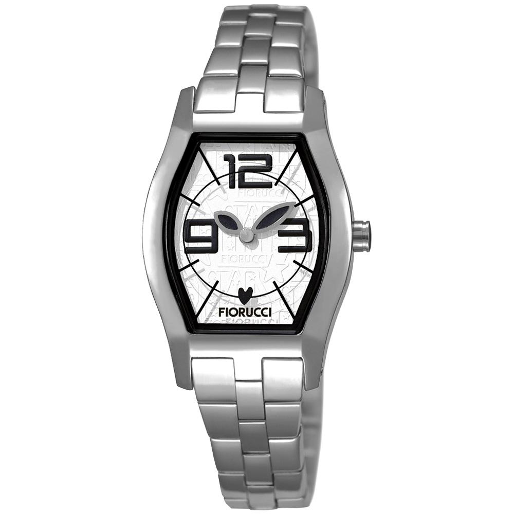 FIORUCCI 新維多利亞時尚腕錶(黑/23mm)