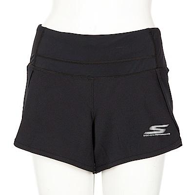 SKECHERS 女短褲 - WSH7ABLK