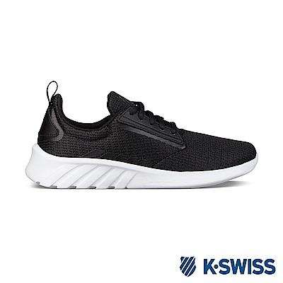 K-Swiss  Aeronaut輕量訓練鞋-女-黑/白