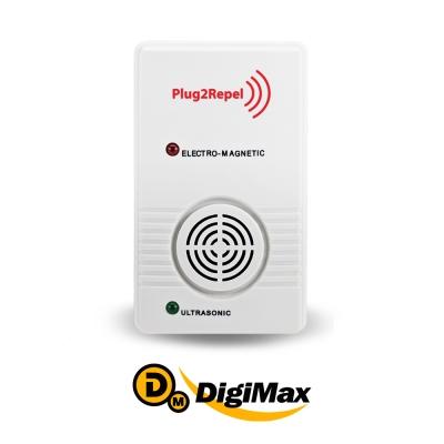 DigiMax 超音波驅鼠器 歐美同款 UP-117
