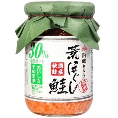 合食 鮭魚鬆減鹽30%(140g)
