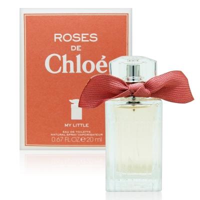 Chloe MY LITTLE 玫瑰女性淡香水 20ml