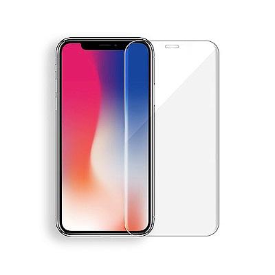 【SHOWHAN】全覆蓋iPhone Xs/X 3D鋼化玻璃保護貼 透明