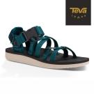 TEVA 美國 男 Alp Premier 機能運動涼鞋 (綠)