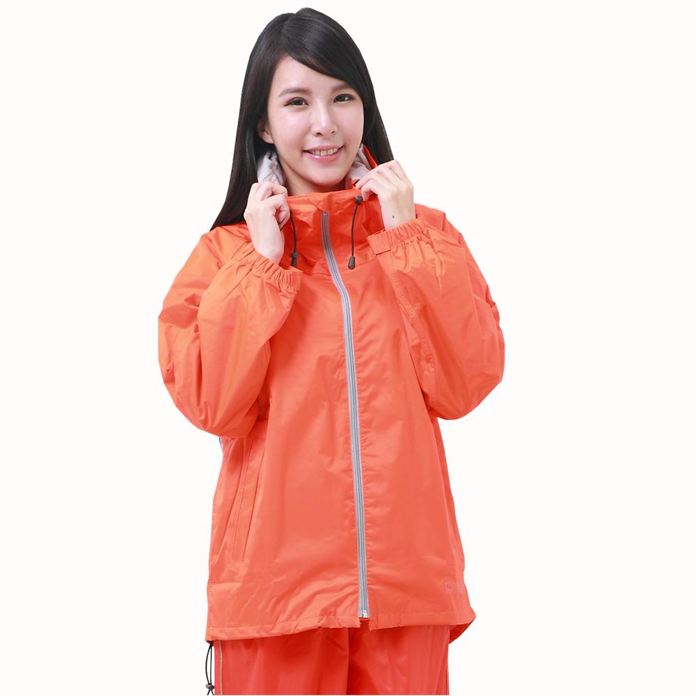 BrightDay風雨衣外套 - 日系刷毛潮流款 product image 1