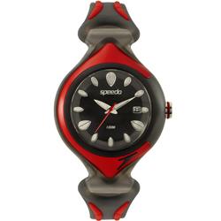 Speedo 盛夏饗宴休閒腕錶-紅/40mm