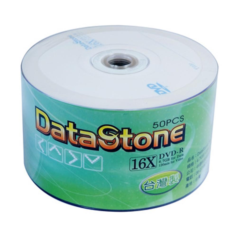 DataStone 簡約版 A級16X DVD-R 4.7GB 燒錄片 (100片)