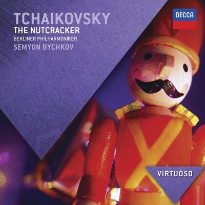 柴可夫斯基/胡桃鉗( 2 CD)