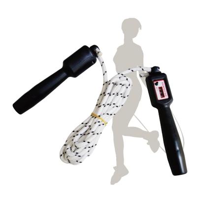 【來福嘉 LifeGear】33201 智慧型記憶圈數棉質跳繩