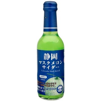 木村飲料 哈密瓜風味蘇打(240ml)
