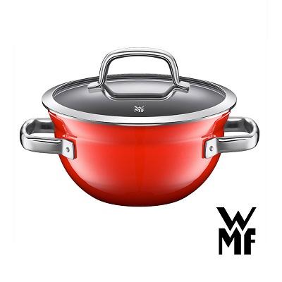 WMF NATURamic 調理鍋 24cm 4.0L (紅色)