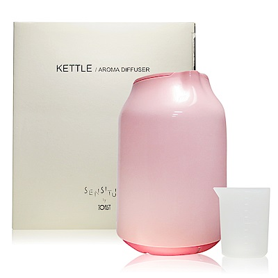 LERBOLARIO蕾莉歐 TOAST 香氛精靈水氧機-巧漾型(LT0956-05)