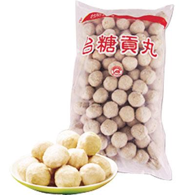 台糖 原味貢丸3kg量販包(約150顆)