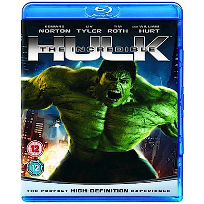 無敵浩克 The Incredible Hulk  藍光 BD