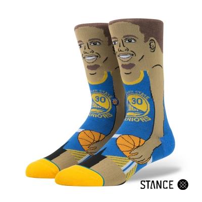 STANCE S. CURRY-男襪-NBA卡通襪