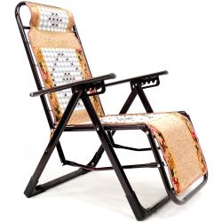 按摩珠鋼絲網躺椅