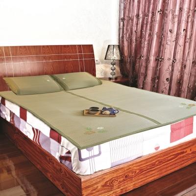 范登伯格 - 仲夏頌 藺草雙人床蓆 - 楓荷 (150x186cm)