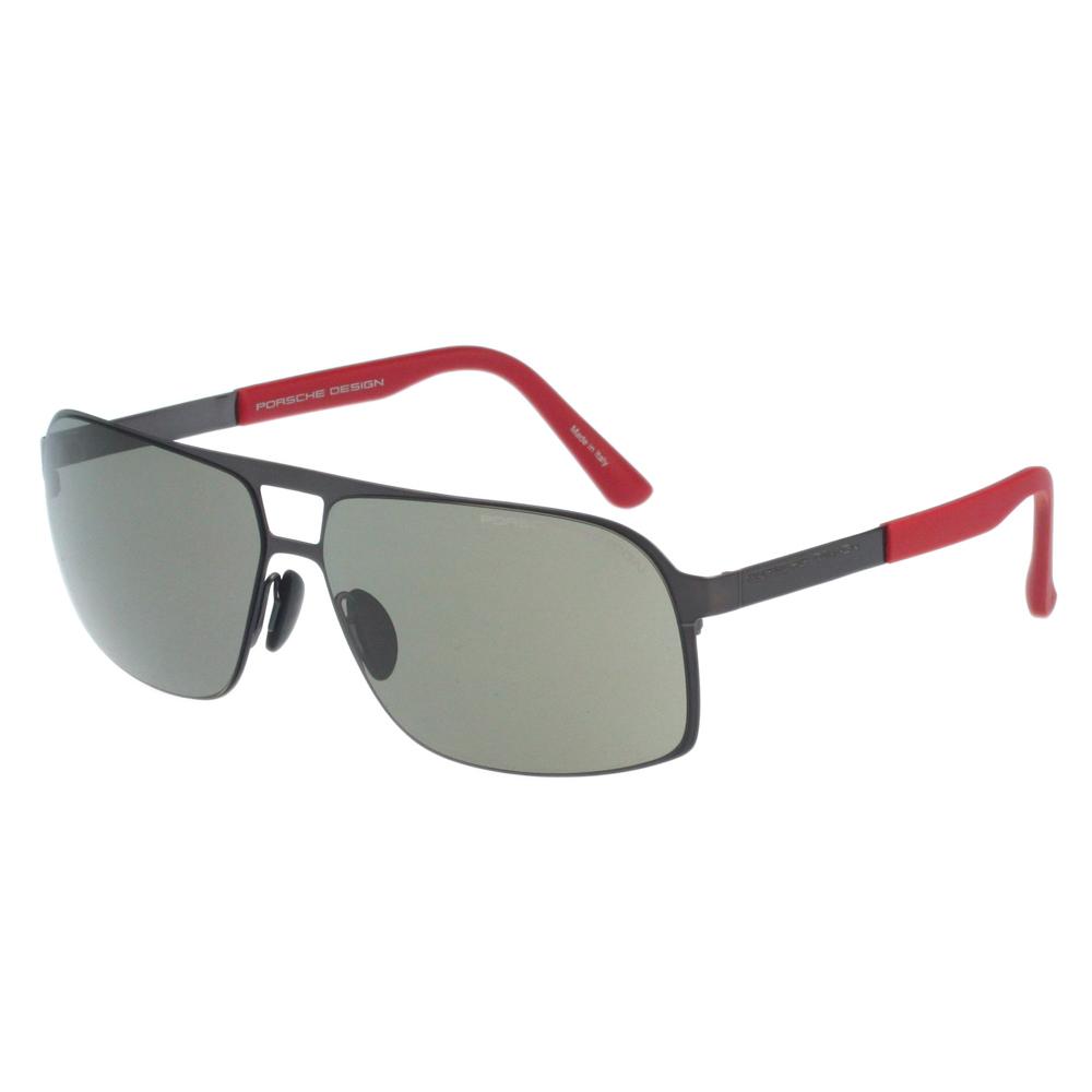 Porsche Designs 保時捷- 太陽眼鏡(槍色) @ Y!購物