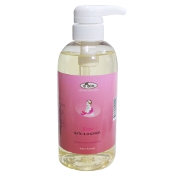 e'bio 玫瑰精油沐浴精500ml 一般肌膚適用