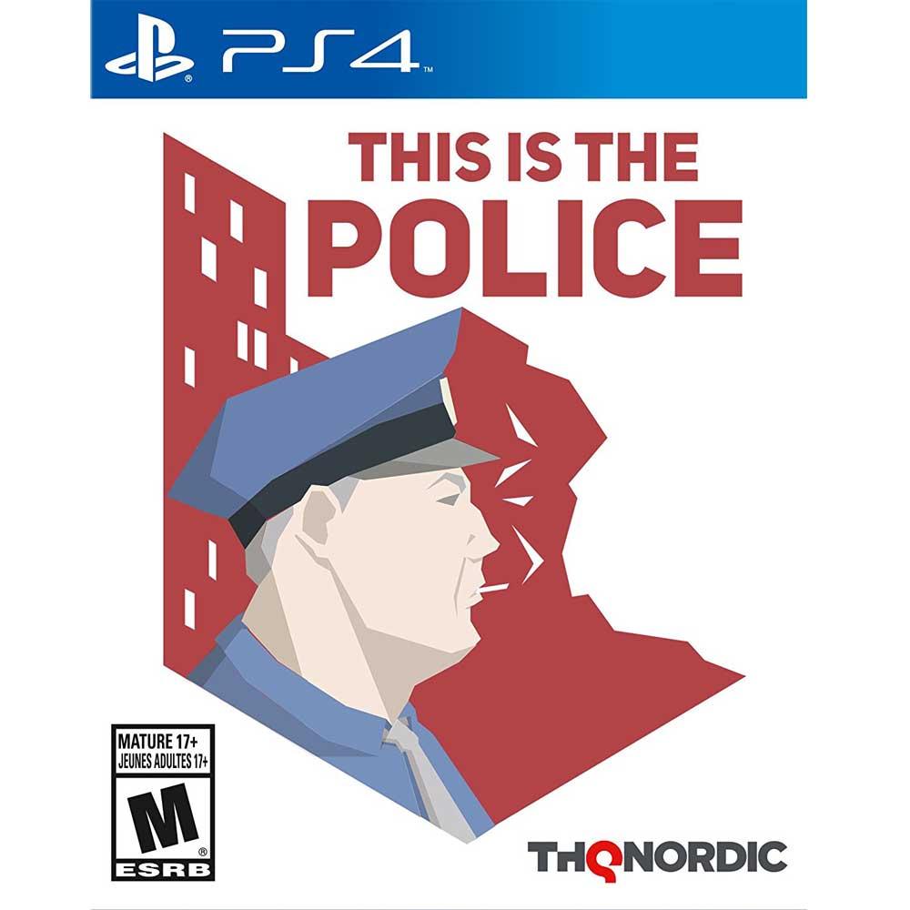 這是警察 This is the Police - PS4 中英文美版