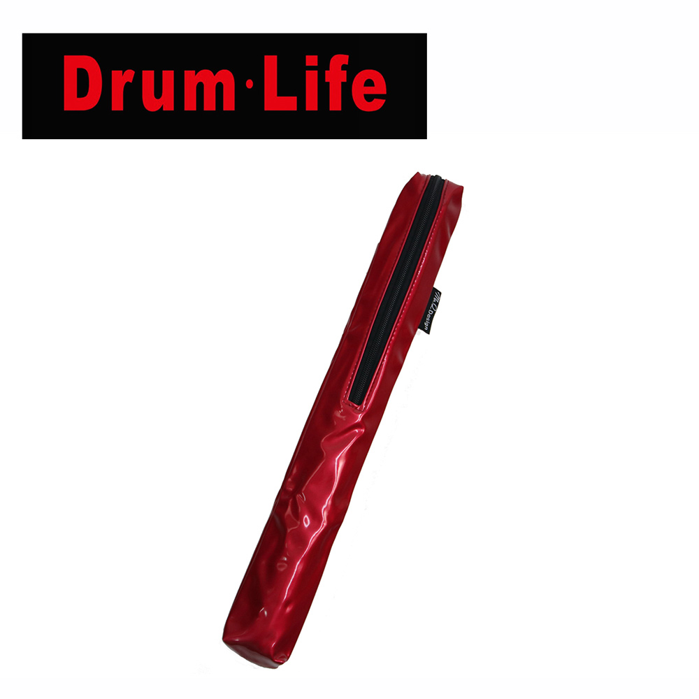 Drum Life STB1 兩雙入鼓棒袋 火焰紅色款