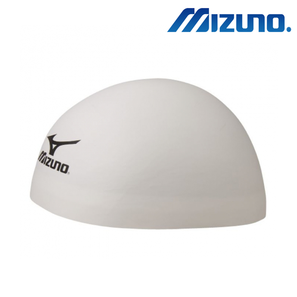 MIZUNO 日本製 GXSONIC 競賽級矽膠泳帽 N2JW600400
