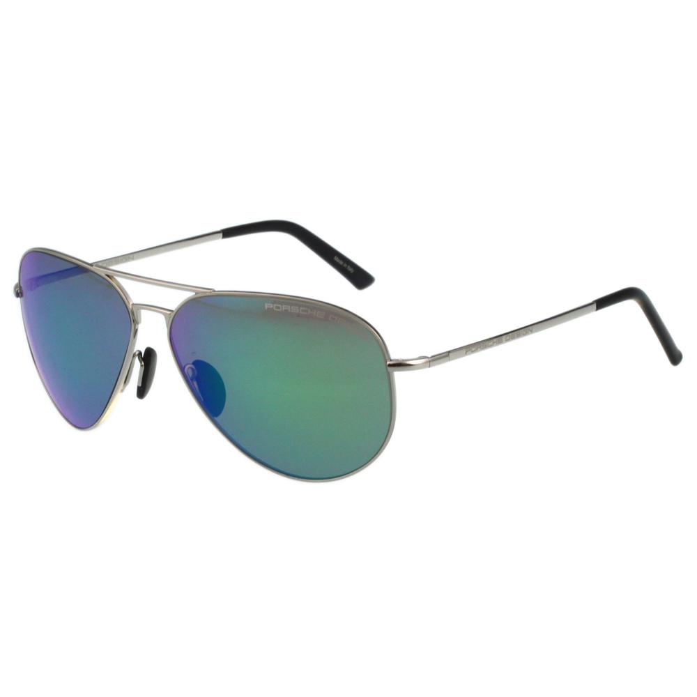 Porsche Designs 保時捷- 太陽眼鏡(銀色)