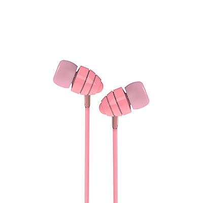 【JOYROOM】EL112 輕便海螺造型入耳式線控耳機
