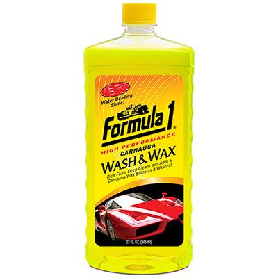 快Formula1高科技棕櫚光澤洗車精13700