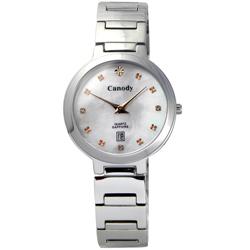 Canody 極度時尚都會女錶(CL1226-3B)-珍珠貝/29mm